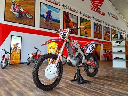Motocross Shop